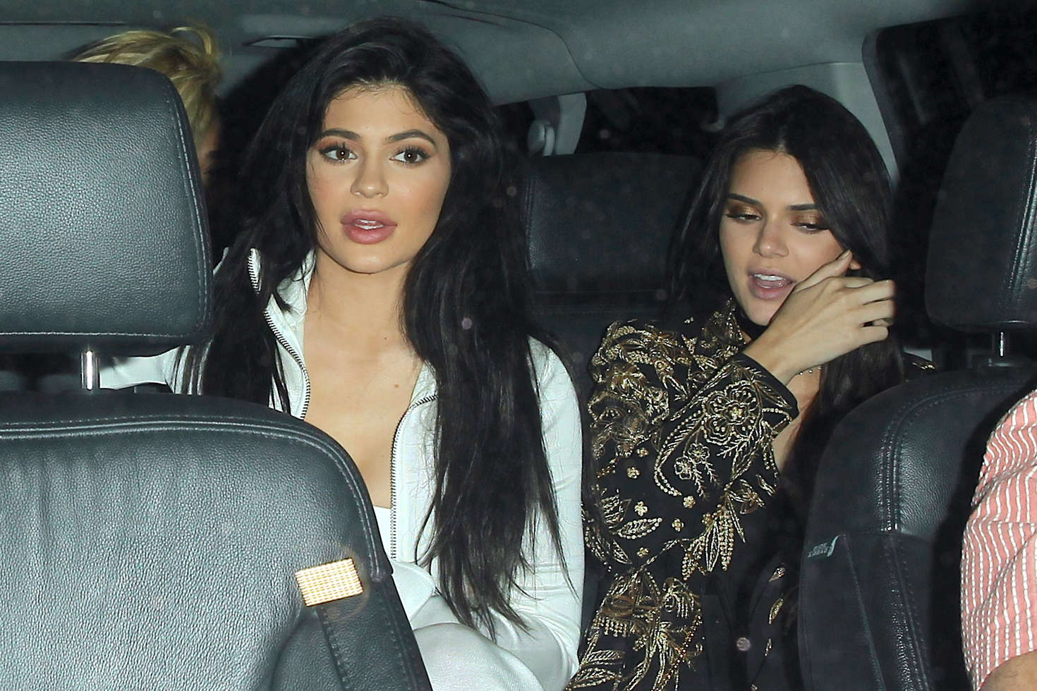 Kylie Jenner 2016 : Kylie Jenner at Gigis 21st Birthday Party -02