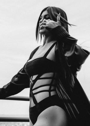 Kylie Jenner by Neave Bozorgi Photoshoot 2015