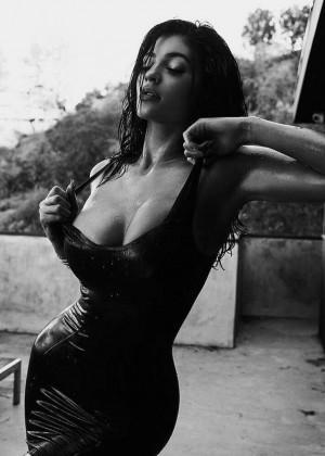 Kylie Jenner by Sasha Samsonova Photoshoot 2015