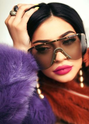 Kylie Jenner by Sasha Samsonova Shoot 2017