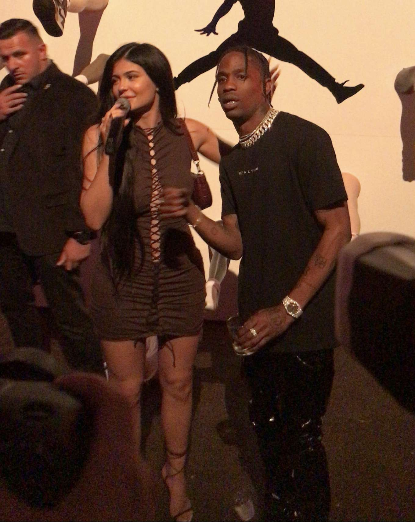Kylie Jenner - Celebrates Travis Scott's birthday in Los Angeles