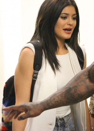 Kylie Jenner - Celebrity Basketball Spectacular in LA