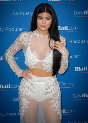 Kylie Jenner - DailyMail.com Yacht Party in Cannes