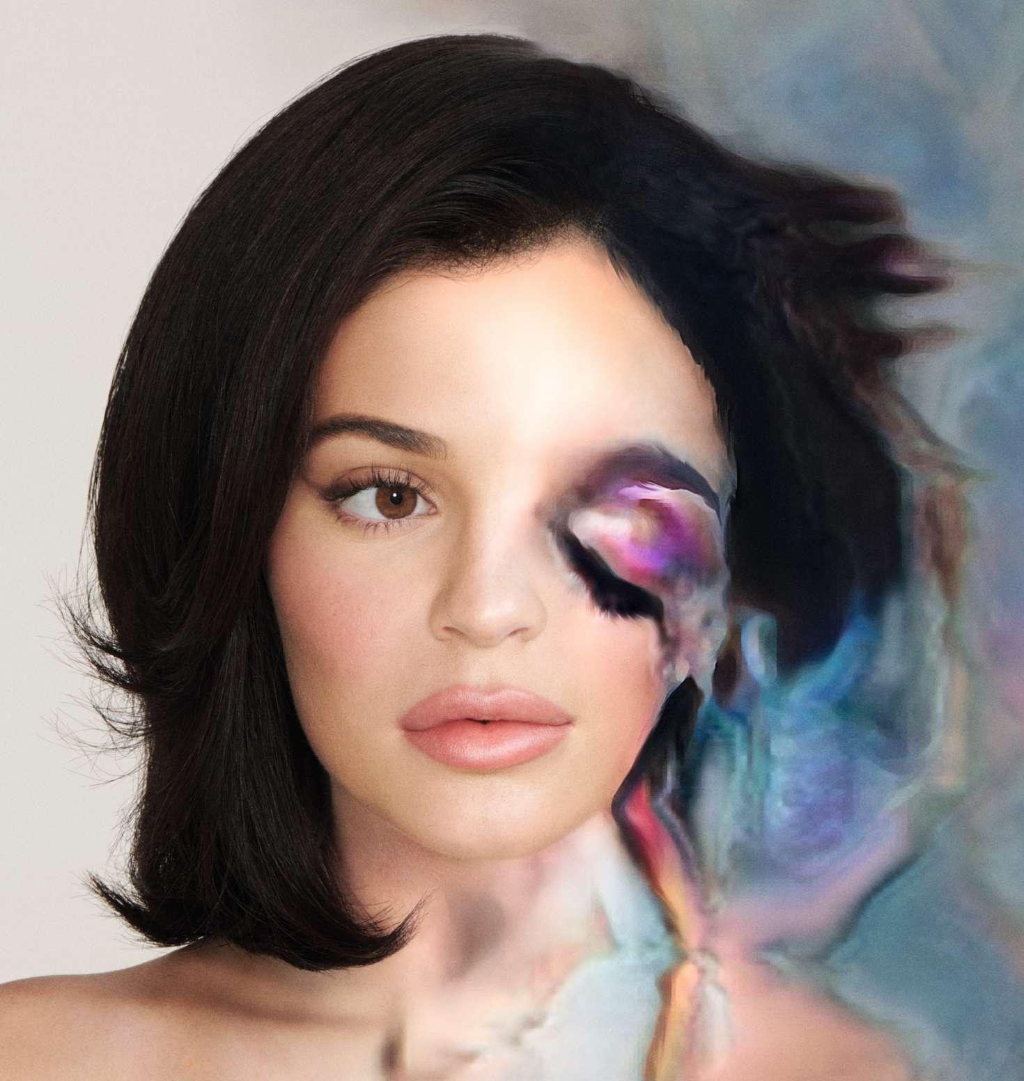 Kylie Jenner - Dazed Beauty Issue Zero 2019
