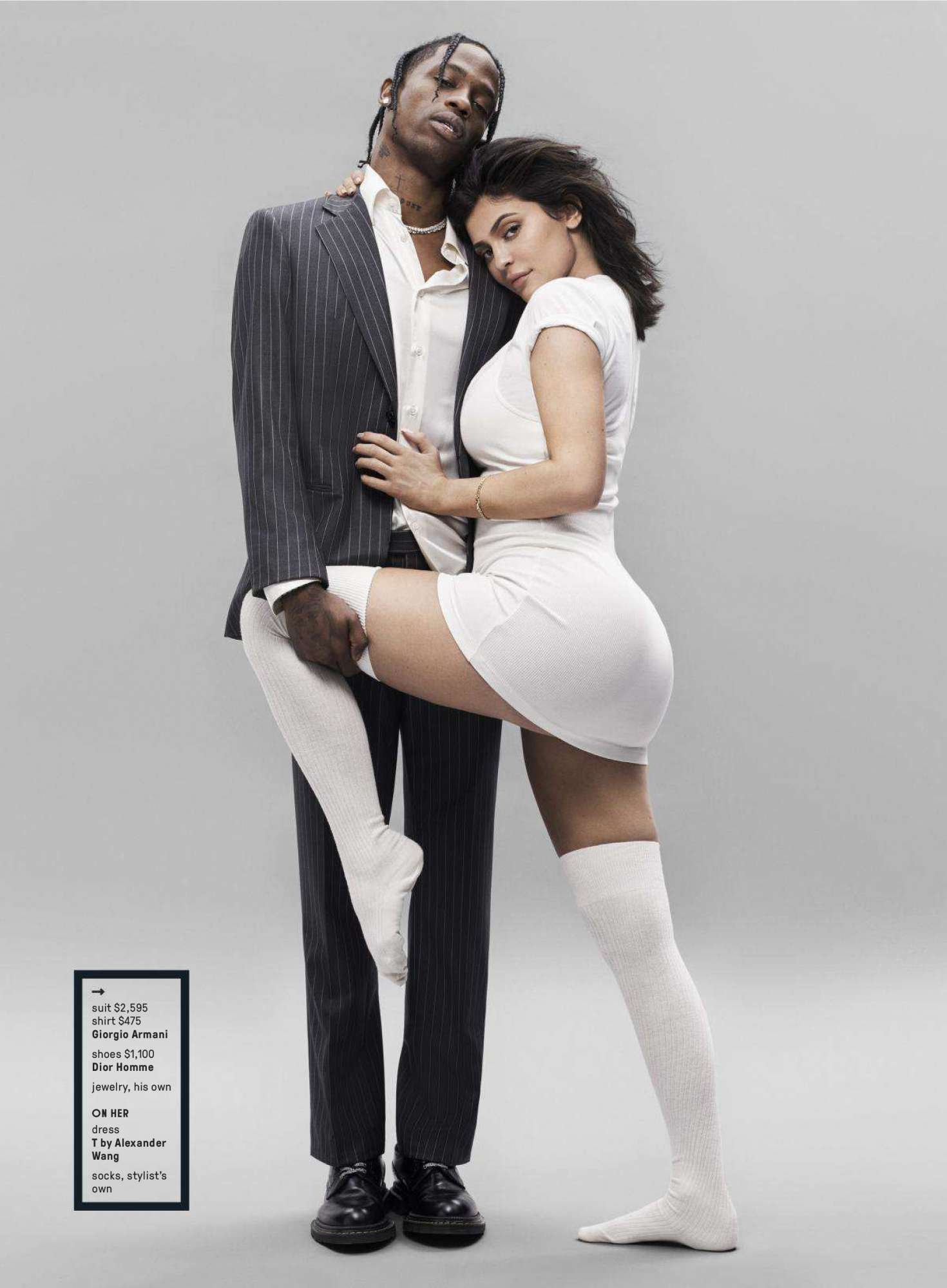 Kylie Jenner for GQ Magazine (August 2018)