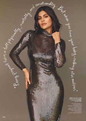 Kylie Jenner - Glamour Magazine - Uk Autumn-Winter 2018