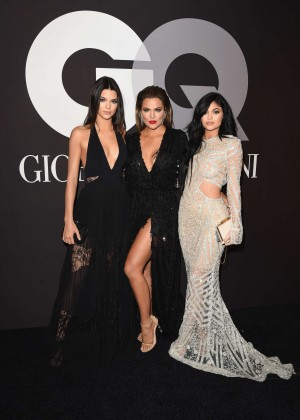 Kylie Jenner: GQ and Giorgio Armani Grammys After Party -01