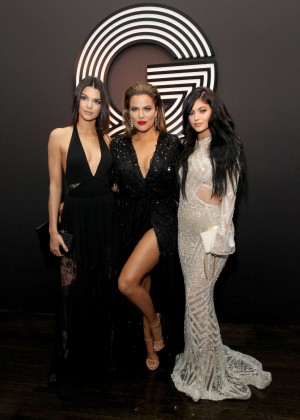 Kylie Jenner: GQ and Giorgio Armani Grammys After Party -02