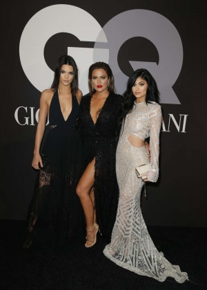 Kylie Jenner: GQ and Giorgio Armani Grammys After Party -05