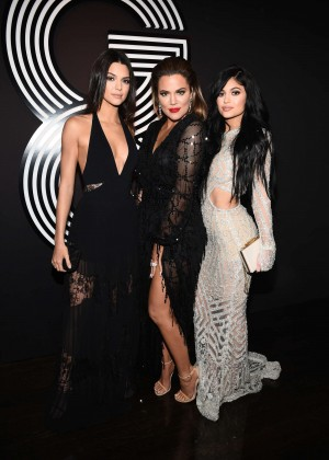 Kylie Jenner: GQ and Giorgio Armani Grammys After Party -08