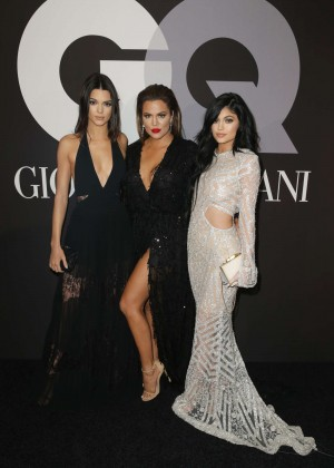 Kylie Jenner: GQ and Giorgio Armani Grammys After Party -10