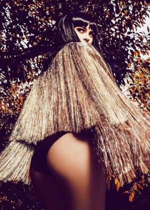 Kylie Jenner - Hot in Photoshoot by Sasha Samsonova