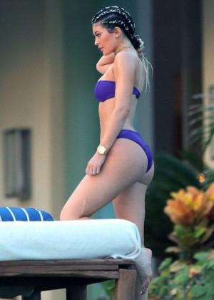 Kylie Jenner In Bikini In Punta Mita
