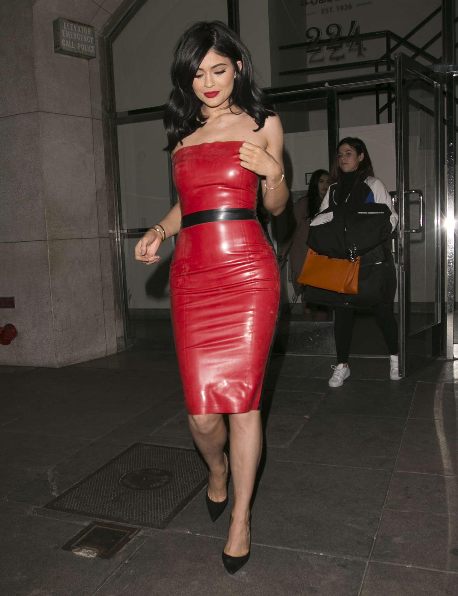 Red Tight Dress