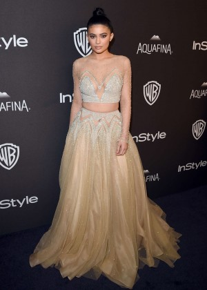 Kylie Jenner - InStyle and Warner Bros 2016 Golden Globe Awards Post-Party in Beverly Hills