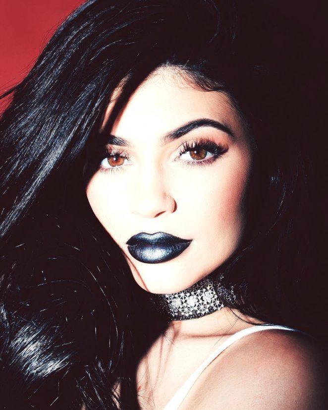 Kylie Jenner: Kylie Cosmetics Ky Majesty 2016 -05