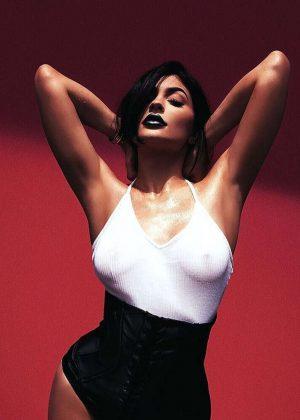 Kylie Jenner - Kylie Cosmetics Ky Majesty Photoshoot 2016