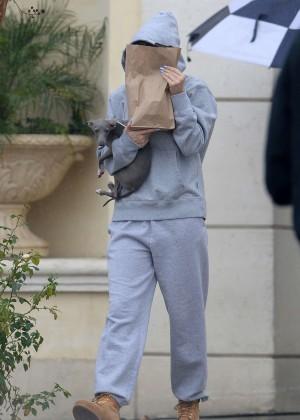 Kylie Jenner - Leaving Rite Aid in Calabasas