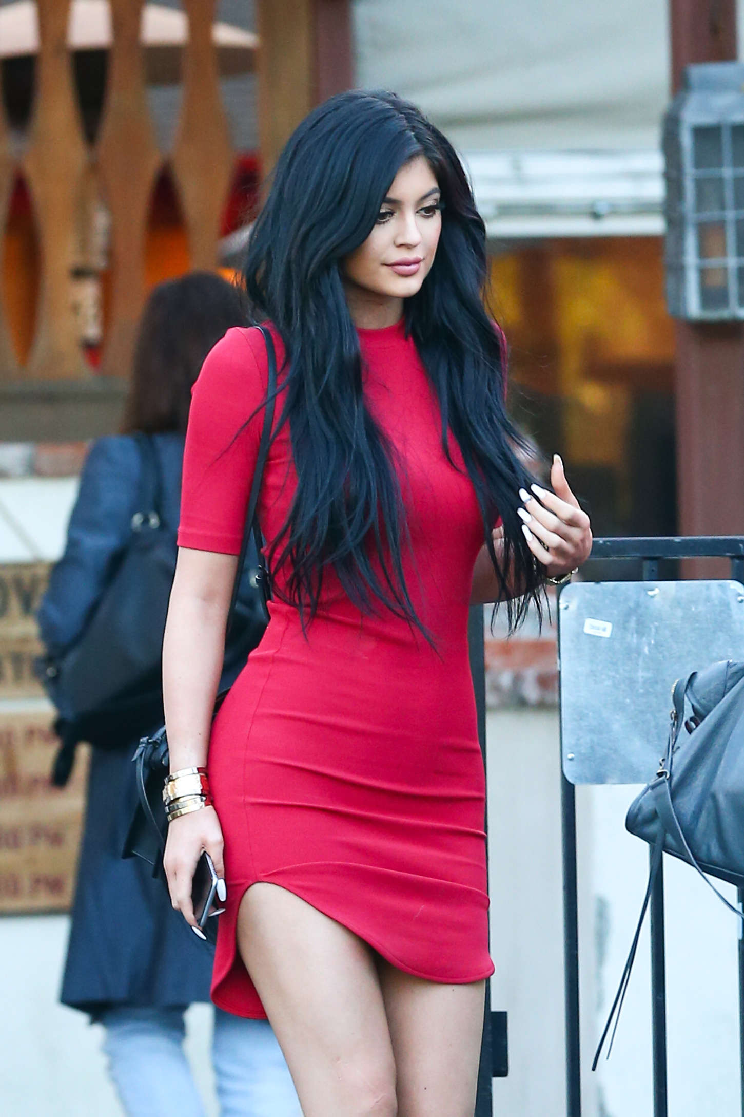 Photos Kylie Jenner: Sizzling Sightings: 30 March 2015