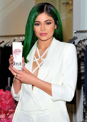 Kylie Jenner - 'Lip Kit by Kylie Jenner' Launch Event at DASH in LA