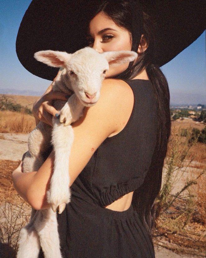 Kylie Jenner - LOVE Magazine (Spring/Summer 2018)