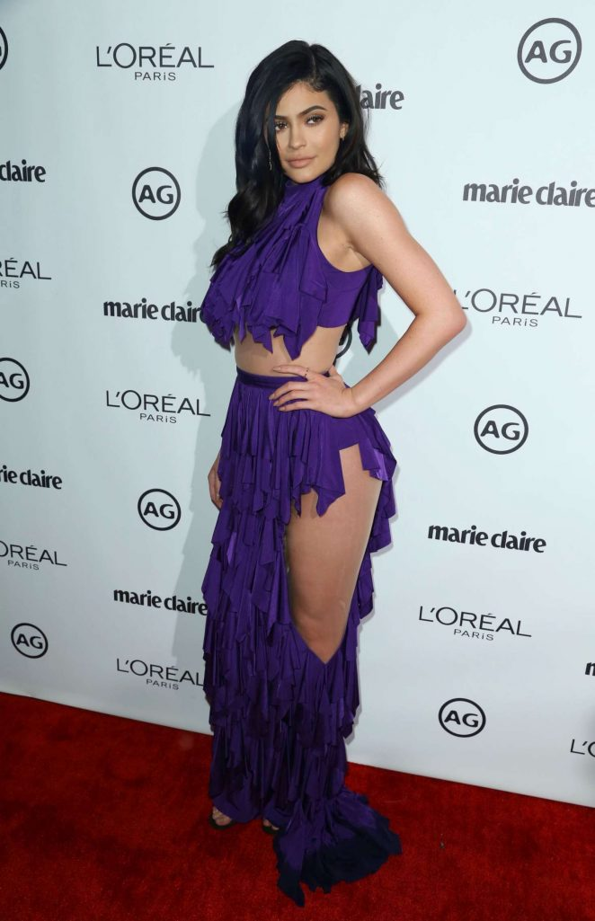 Kylie Jenner - Marie Claire's Image Maker Awards 2017 in LA
