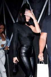 Kylie Jenner - Night out at the Nice Guy in Los Angeles