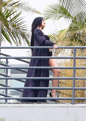 Kylie Jenner in Bikini -09