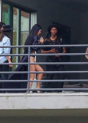 Kylie Jenner in Bikini -13