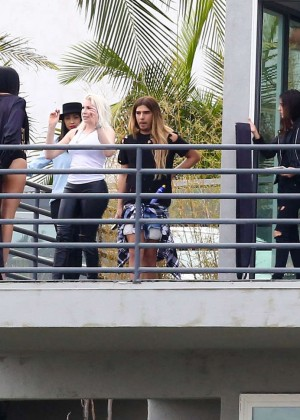 Kylie Jenner in Bikini -14