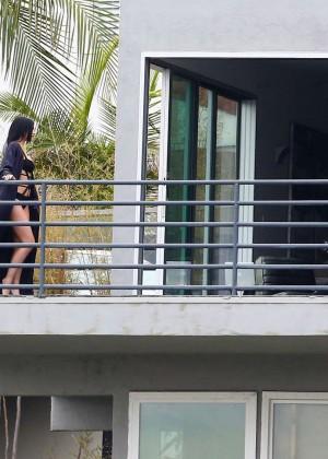 Kylie Jenner in Bikini -15