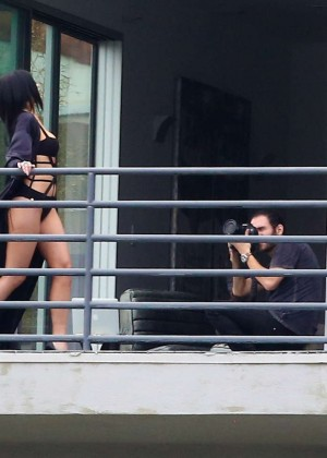 Kylie Jenner in Bikini -19