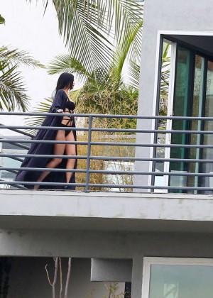 Kylie Jenner in Bikini -21