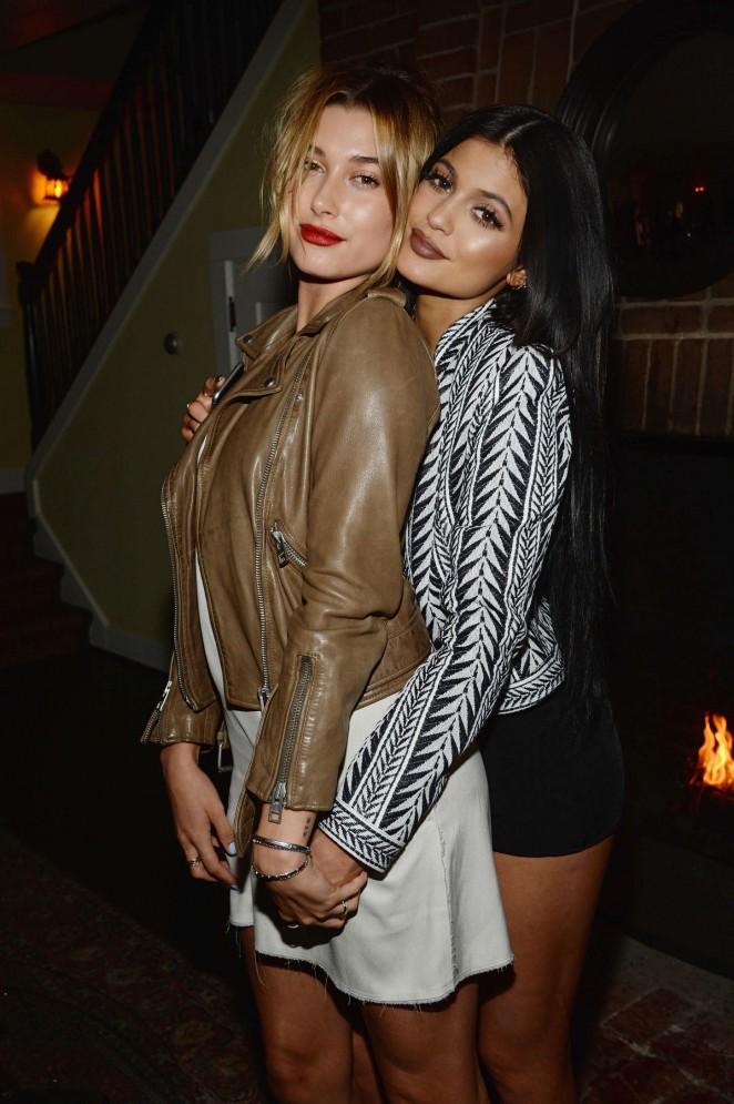 Kylie Jenner – Opening Ceremony + Calvin Klein Jeans' Denim Series Celebration Launch in LA