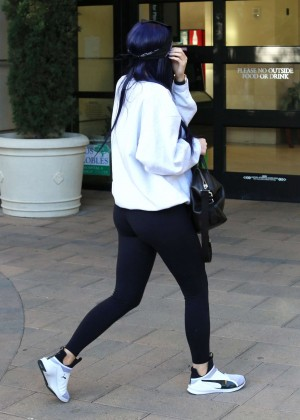 Kylie Jenner - Out and about in Camarillo
