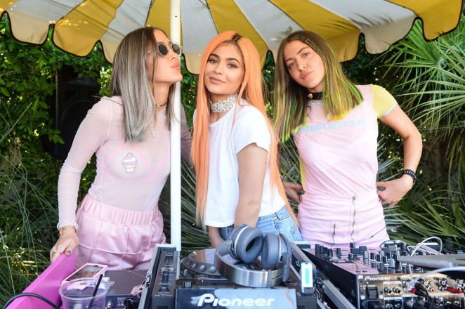 Kylie Jenner - Paper Magazine Celebrates Youth Issue at Coachella 2016 in Indio