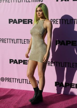 Kylie Jenner - Pretty Little Thing x Paper Magazine Event at 2017 Coachella in Indio