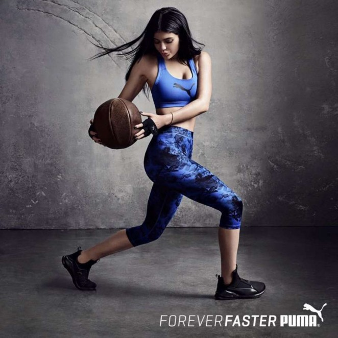 Kylie Jenner – PUMA Collection 2016