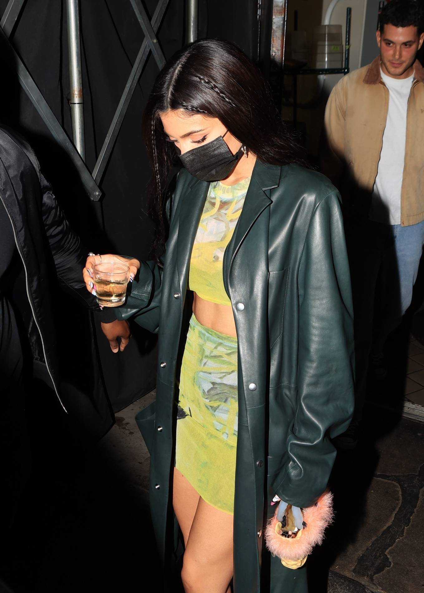 Kylie Jenner 2021 : Kylie Jenner – Seen at The Nice Guy in Los Angeles-05