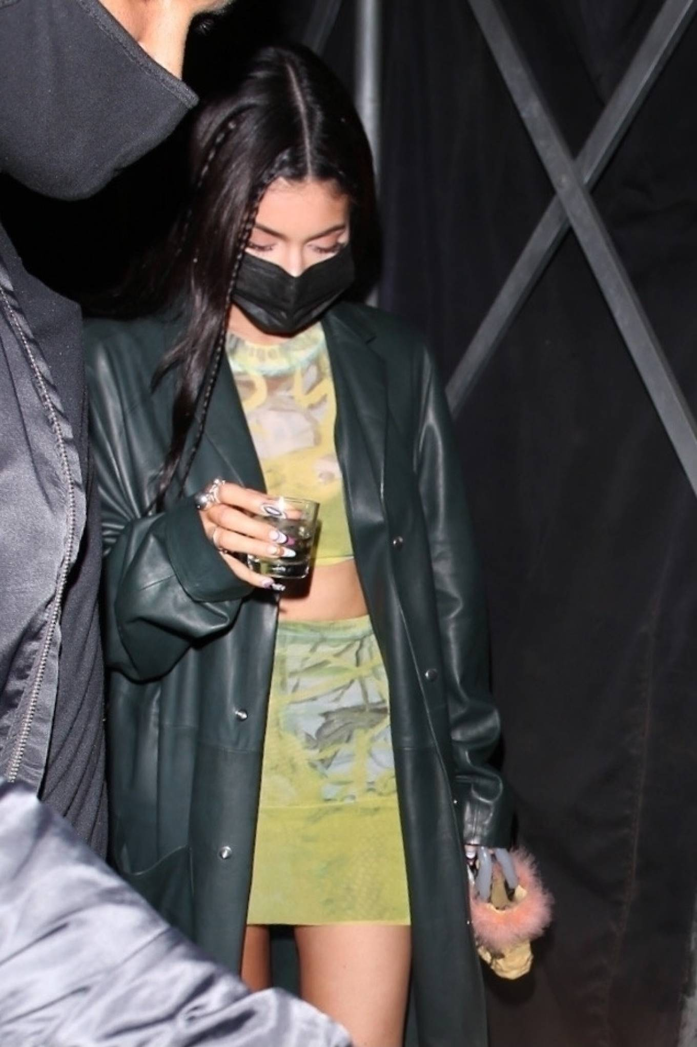 Kylie Jenner 2021 : Kylie Jenner – Seen at The Nice Guy in Los Angeles-07