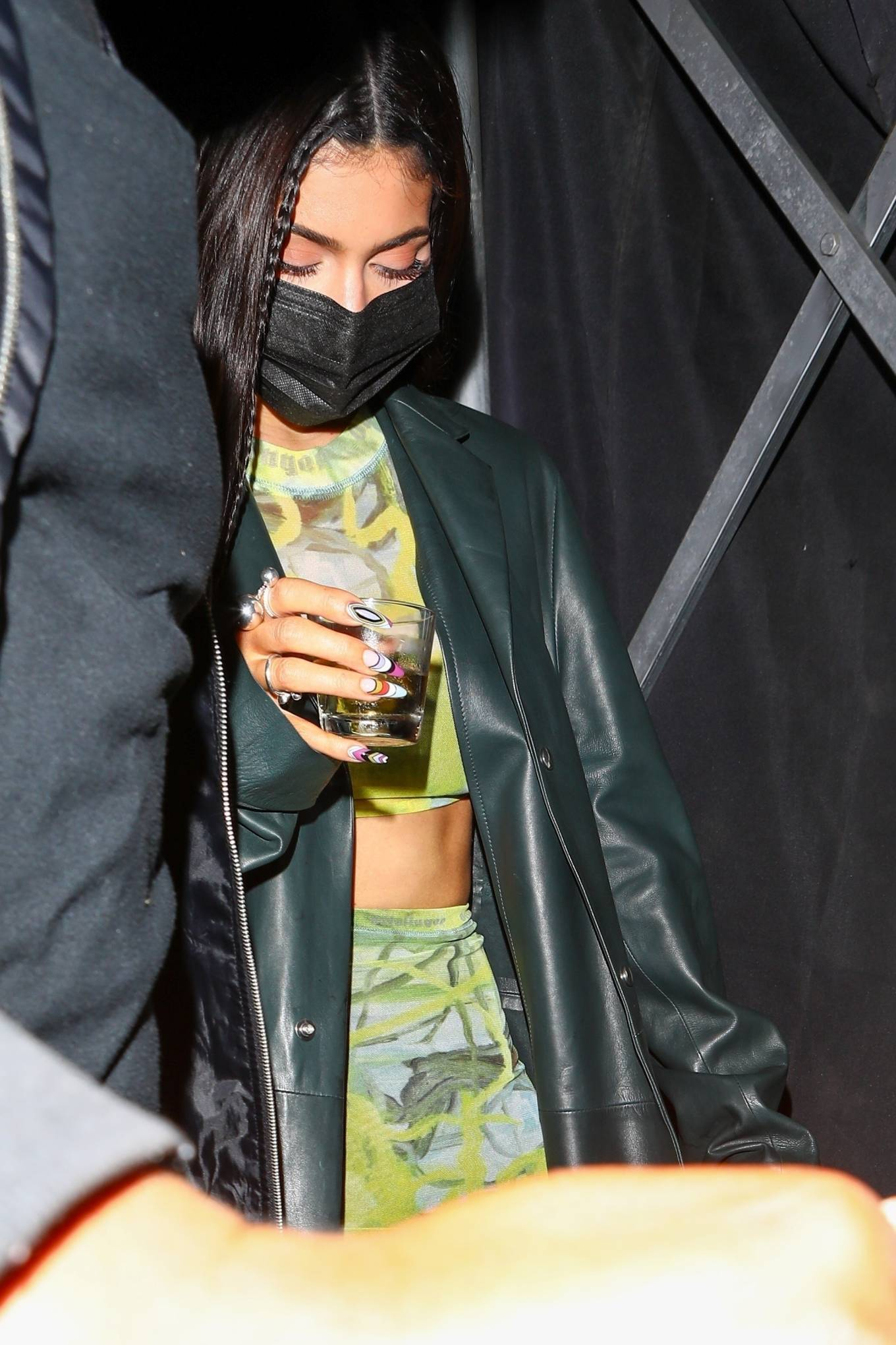 Kylie Jenner 2021 : Kylie Jenner – Seen at The Nice Guy in Los Angeles-08