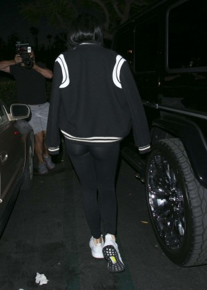 Kylie Jenner: Seen shopping at Ralphs in Los Angeles -07