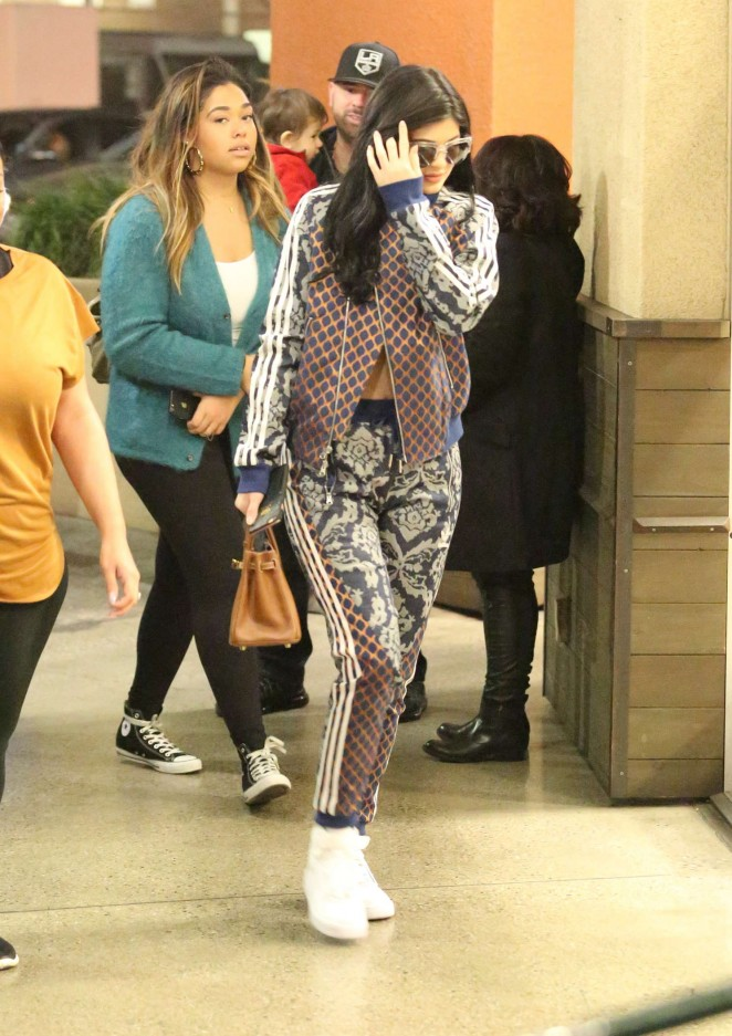 Kylie Jenner  - Shopping in West Hollywood