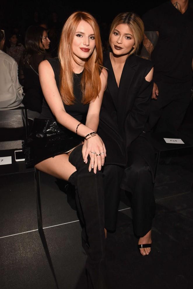 Kylie Jenner: Vera Wang Fashion Show at Spring 2016 NYFW -13
