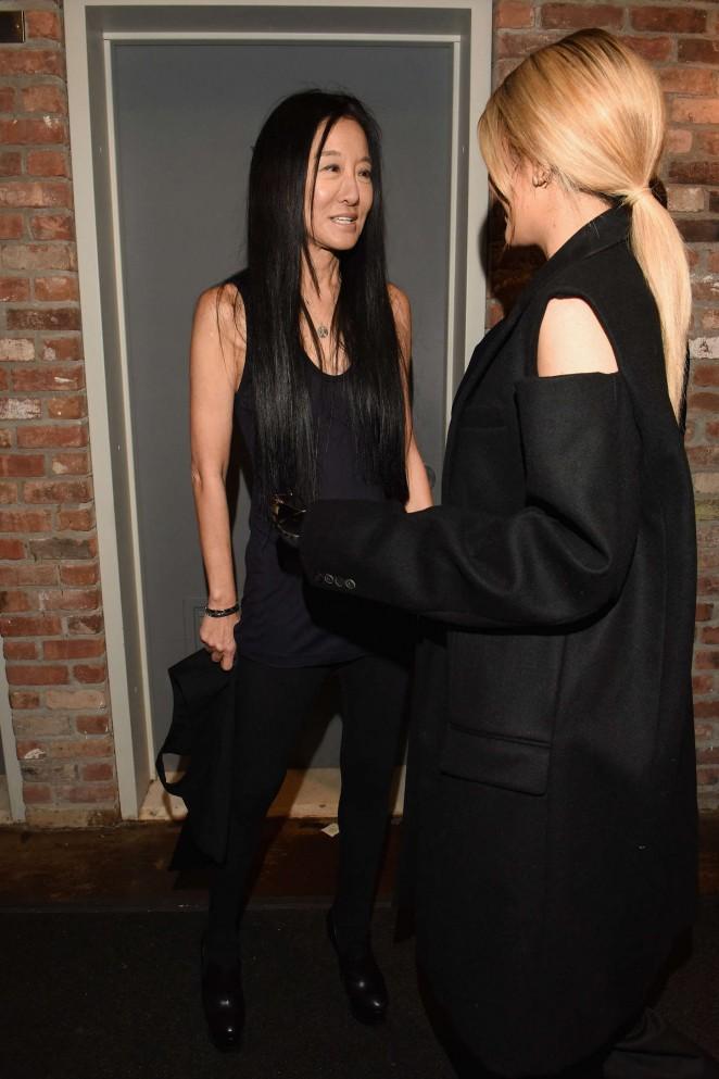Kylie Jenner: Vera Wang Fashion Show at Spring 2016 NYFW -18