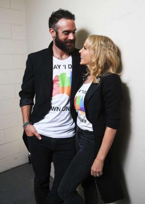 Kylie Minogue - 2016 ARIA Awards in Sydney