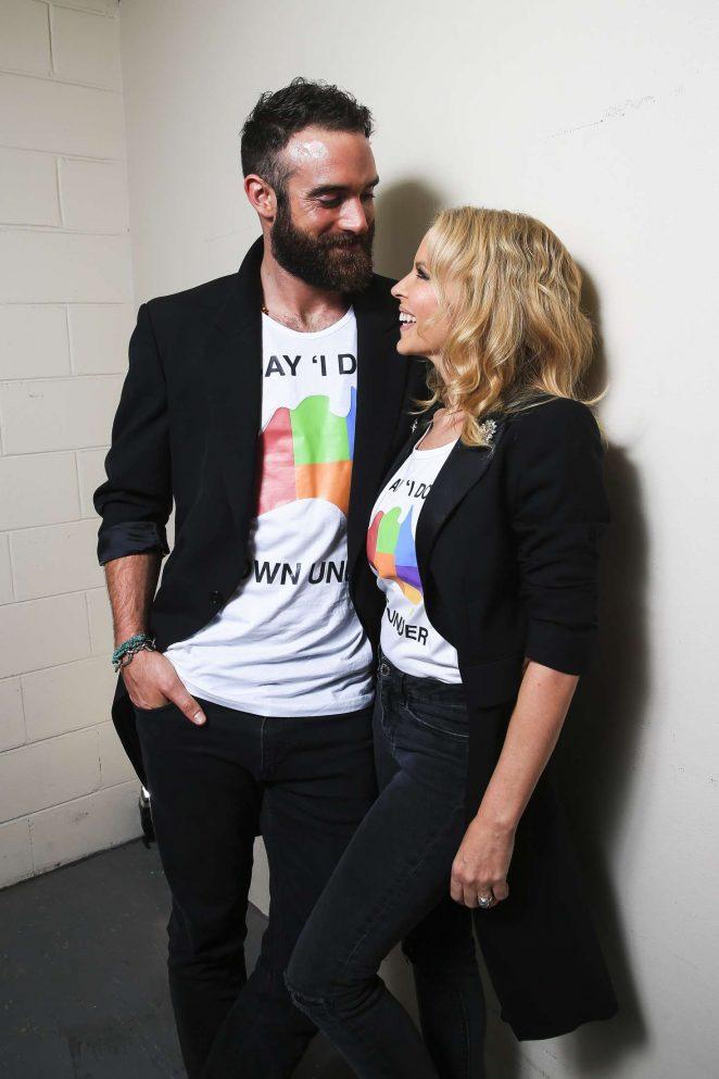 Kylie Minogue – 2016 ARIA Awards in Sydney