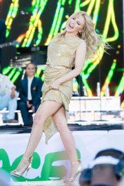 Kylie Minogue - 2019 Glastonbury Festival Day 5 in Pilton
