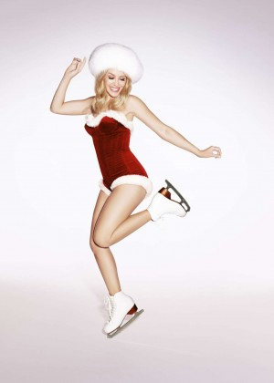 Kylie Minogue - A Kylie Christmas Shooting 2015