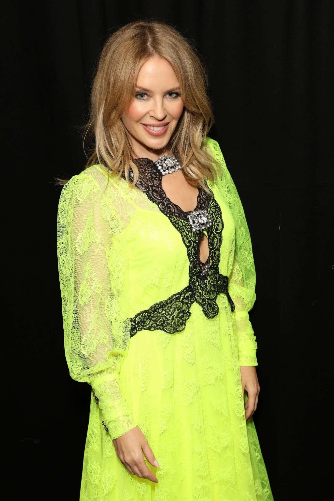 Kylie Minogue - Fashion Awards 2019 in London